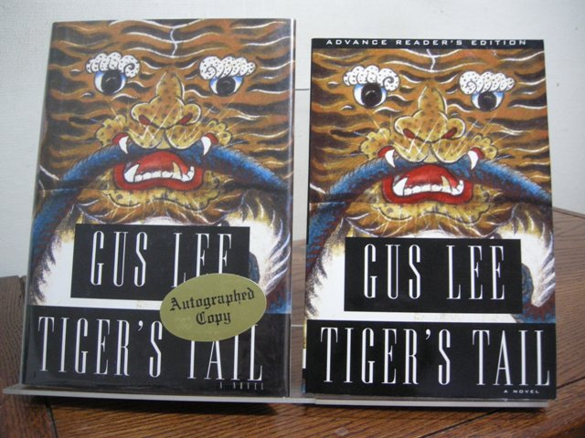 Image for Tiger's Tail (Includes Signed Advance Reading Copy)