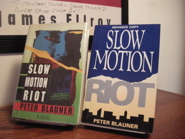 Image for Slow Motion Riot (Includes Advance Reading Copy)