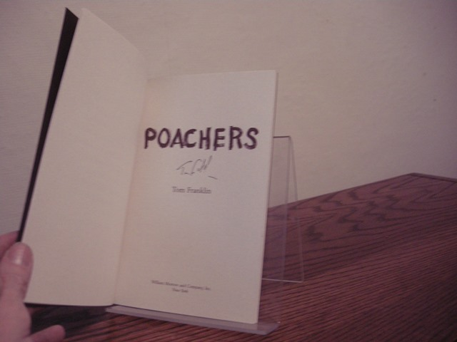 Image for Poachers