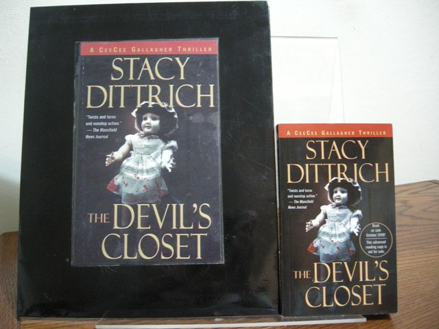 Image for The Devil's Closet (Includes Press Kit)