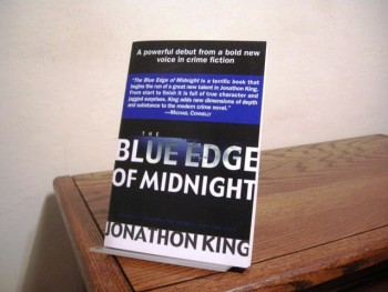 Image for The Blue Edge of Midnight