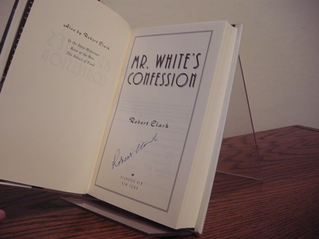 Image for Mr. White's Confession