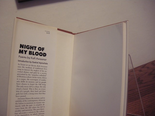 Image for Night of My Blood