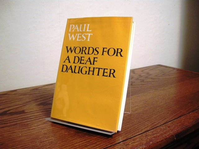 Words for a Deaf Daughter