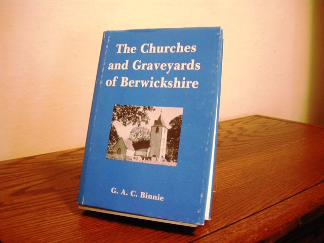 Image for The Churches and Graveyards of Berwickshire