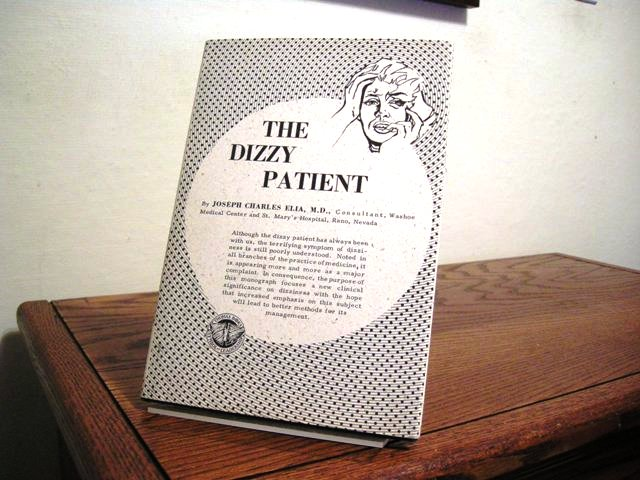 Image for The Dizzy Patient