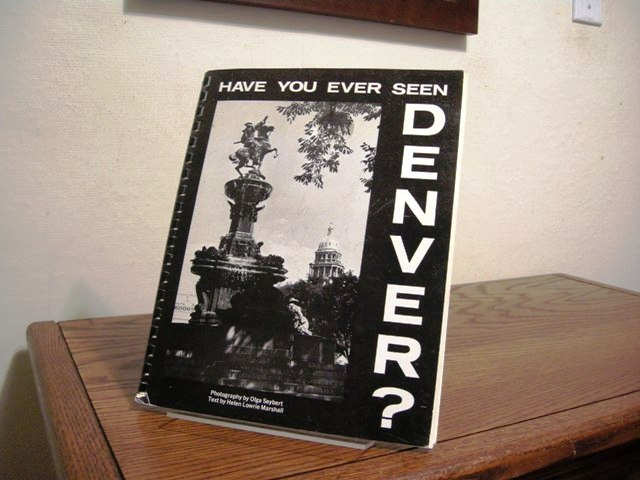 Image for Have You Ever Seen Denver?