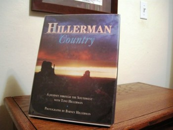 Image for Hillerman Country: A Journey Through the Southwest with Tony Hillerman