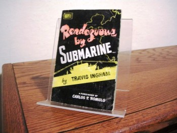 Image for Rendezvous by Submarine: The Story of Charles Parsons and the Guerrilla-Soldiers in the Philippines