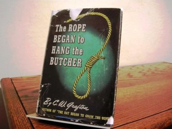 Image for The Rope Began to Hang the Butcher