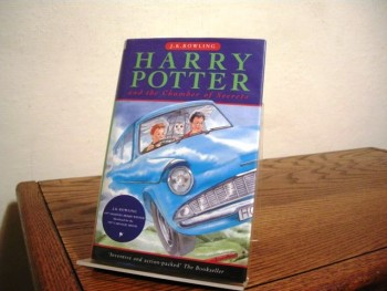 Image for Harry Potter and the Chamber of Secrets