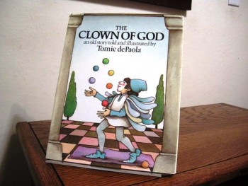 Image for The Clown of God