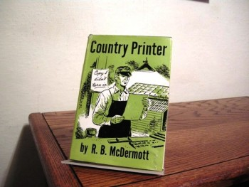 Image for Country Printer: Copy I Didn't Turn In