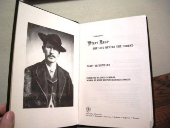 Image for Wyatt Earp: The Life Behind the Legend