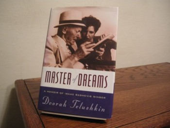Image for Master of Dreams: A Memoir of Isaac Bashevis Singer