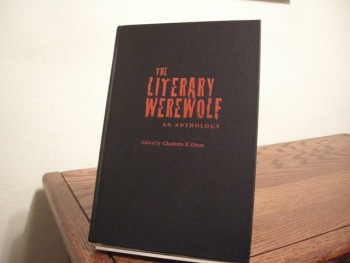 Image for The Literary Werewolf: An Anthology