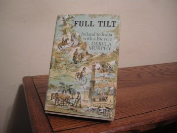 Image for Full Tilt: Ireland to India with a Bicycle