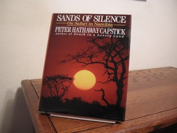 Image for Sands of Silence: On Safari in Namibia