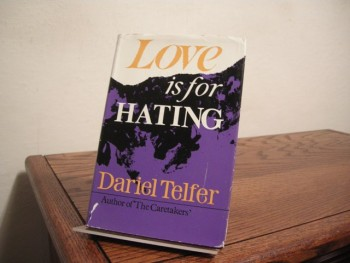 Image for Love is for Hating