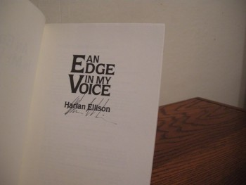 Image for An Edge in My Voice