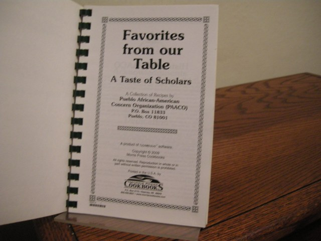 Image for Favorites from Our Table: A Taste of Scholars