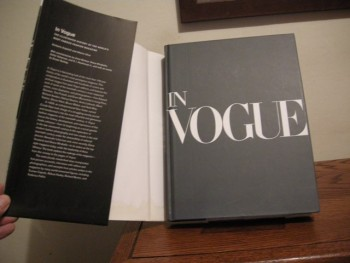 Image for In Vogue: The Illustrated History of the World's Most Famous Fashion Magazine