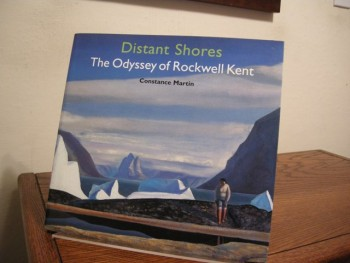 Image for Distant Shores: The Odyssey of Rockwell Kent