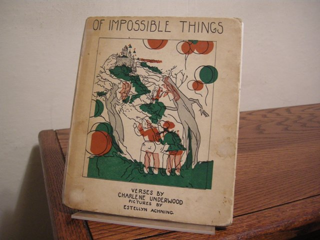 Image for Of Impossible Things