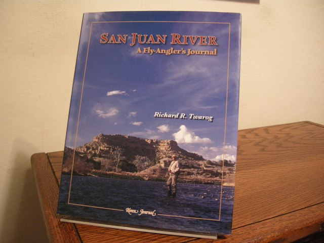 Image for San Juan River: A Fly-Angler's Journal