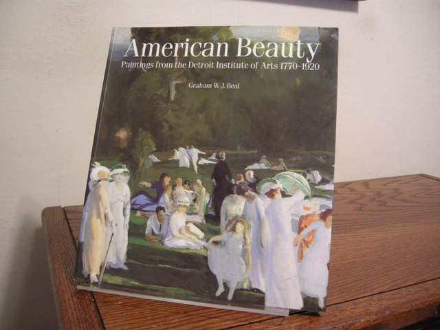Image for American Beauty: Paintings from the Detroit Institute of Arts 1770-1920