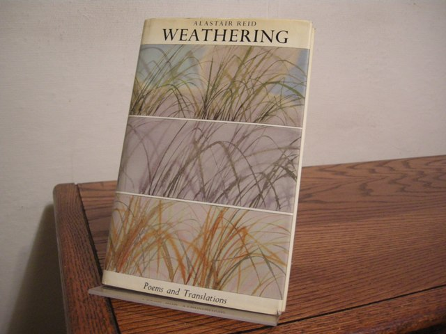 Image for Weathering: Poems and Translations