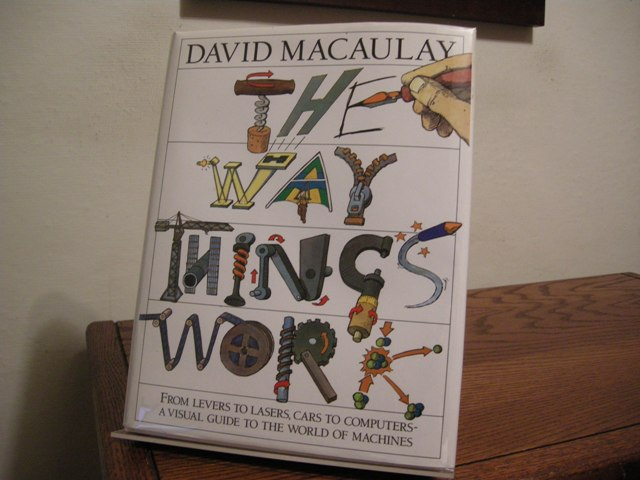 Image for The Way Things Work: From Levers to Lasers, Cars to Computers---A Visual Guide to the World of Machines