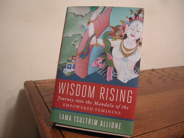Image for Wisdom Rising: Journey into the Mandala of the Empowered Feminine