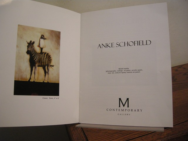 Image for Anke Schofield: Mixed Media