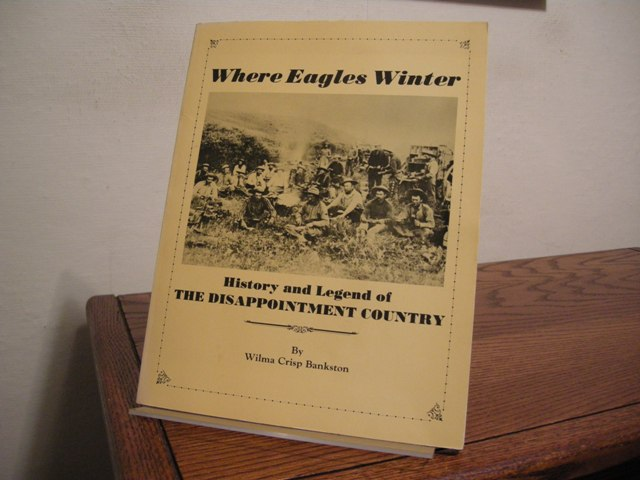 Image for Where Eagles Winter: History and Legend of the Disappointment Country [Southwest Colorado]