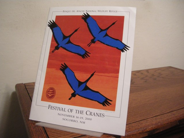 Image for Festival of the Cranes 2000