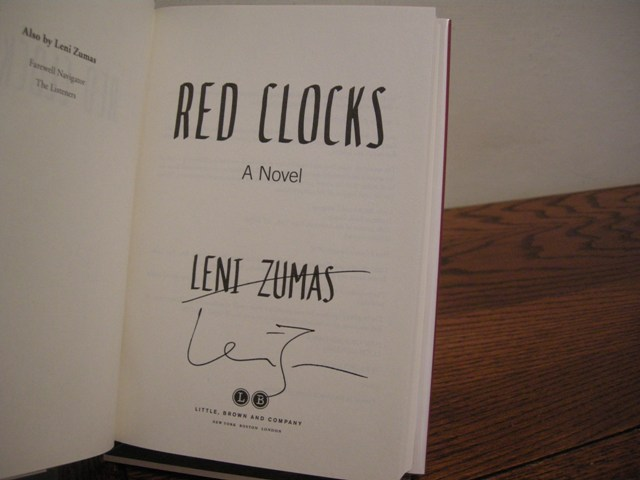 Image for Red Clocks