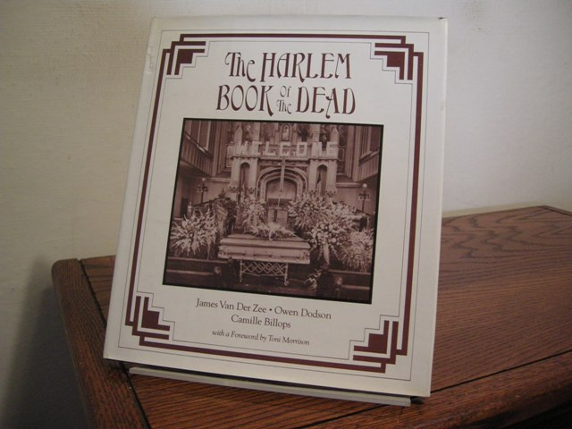 Image for The Harlem Book of the Dead
