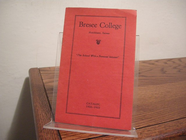 Image for Bresee College Catalog 1932-1933