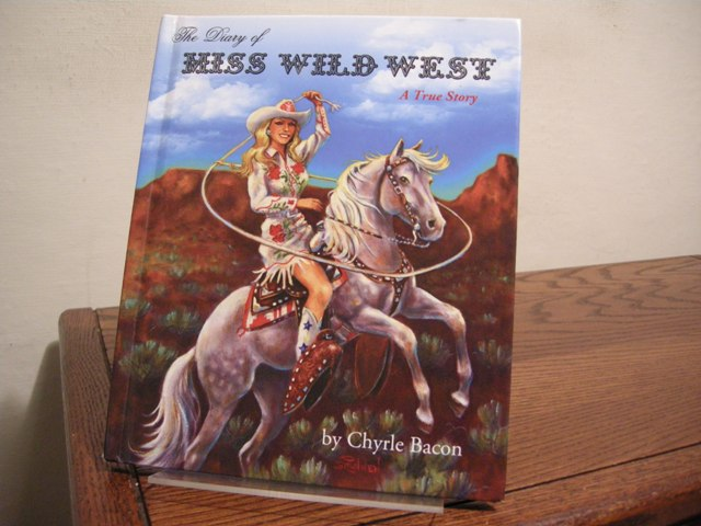 Image for The Diary of Miss Wild West: A True Story