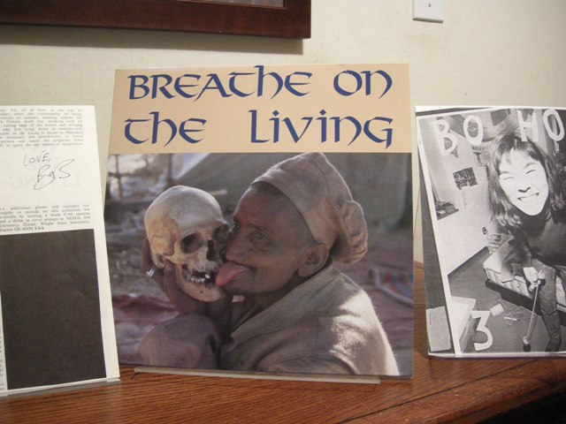 Image for LP-Breathe on the Living