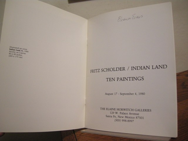 Image for Indian Land: Ten Paintings