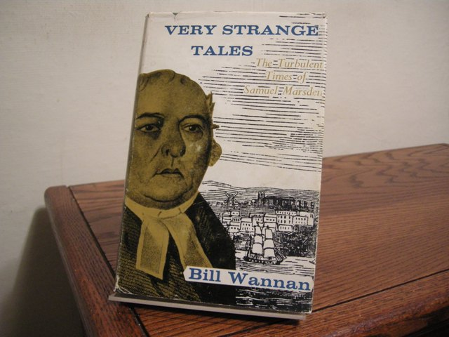 Image for Very Strange Tales: The Turbulent Times of Samuel Marsden