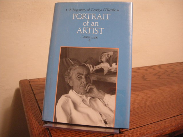Image for Portrait of an Artist: A Biography of Georgia O'Keefe