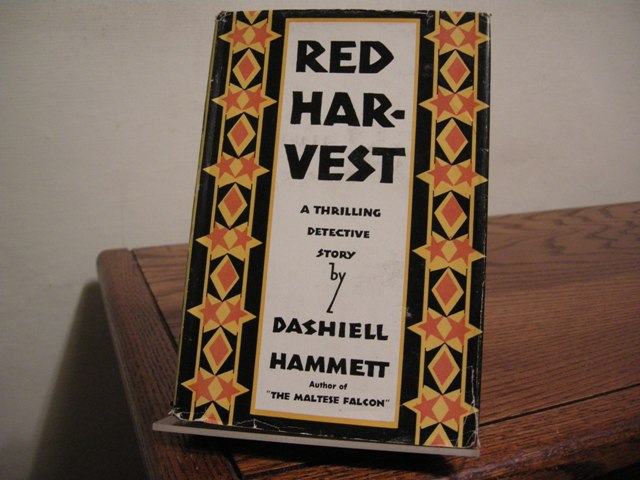 Image for Red Harvest