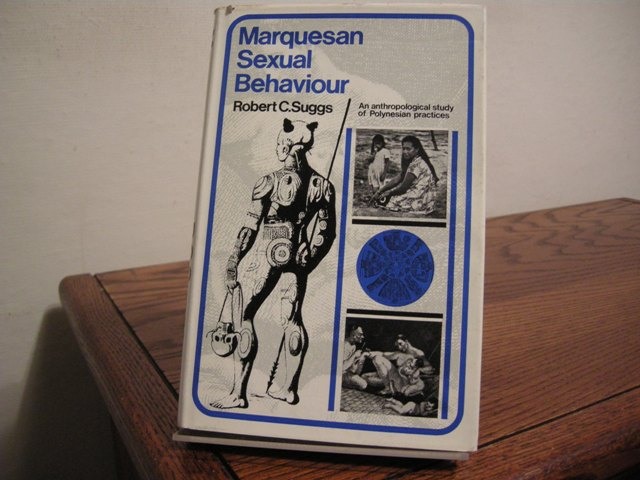 Image for Marquesan Sexual Behaviour: An Anthropological Study of Polynesian Practices