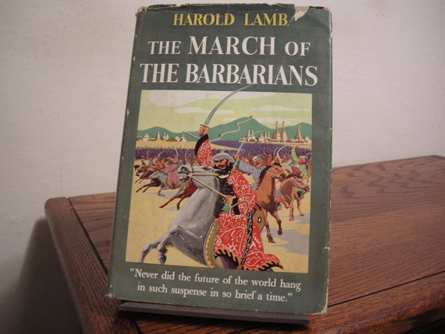 Image for The March of the Barbarians