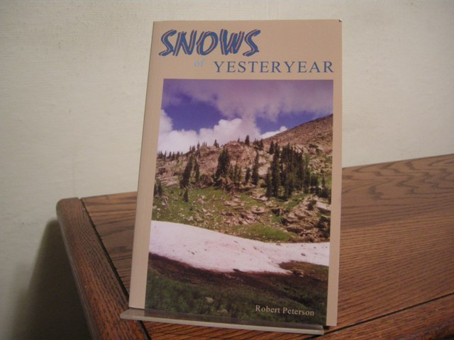 Image for Snows of Yesteryear