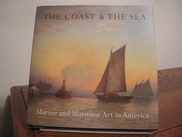 Image for The Coast & the Sea: Marine and Maritime Art in America at the New-York Historical Society