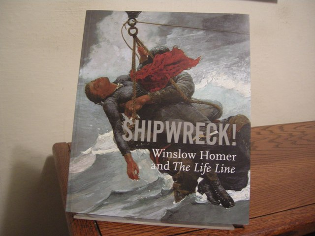 Image for Shipwreck! Winslow Homer and The Life Line